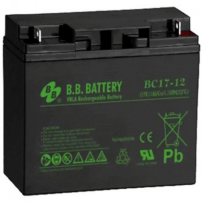 BB-Battery BC 17-12