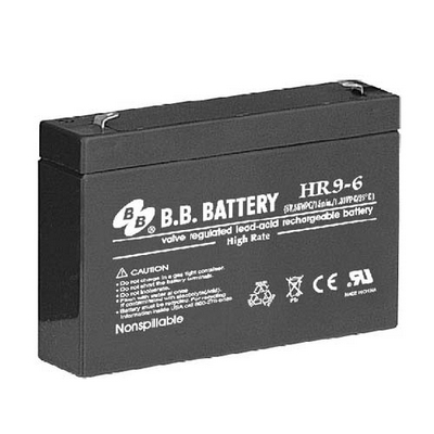 BB-Battery HR 9-6